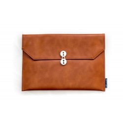 Laptop 11 inch Brown sleeve...