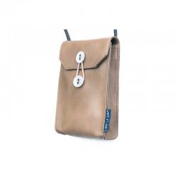 Phone bag(V) Khaki sling...