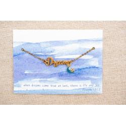 Inspirational word Bracelet...